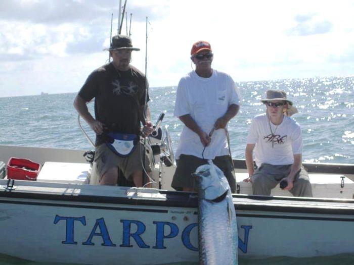 Galveston fishing guides kids fishing for Galveston fishing tours
